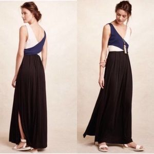 Anthropologie Maeve Elysian Maxi Dress